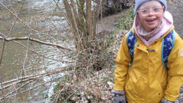 Rowan Ridley (10) hat einen Spendenmarsch gestartet. (Foto: Just Giving/Rowan's MS Walk)