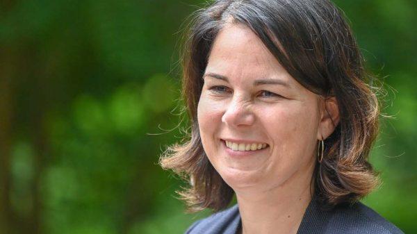 Hat keine schlechten Chancen auf das Kanzleramt: Annalena Baerbock, Spitzenkandidaten von Bündnis 90/Die Grünen