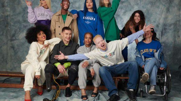 "Coole College-Looks und jede Menge Spaß: Die neue Capsule Collection ""Class of '21 - the New Faces of Fashion"" will Zeichen setzen."