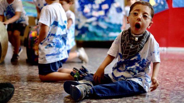 Sirio Persichetti erlitt als Säugling einen Atemstillstand. Er sei kein besonderes Kind, sagt seine Mutter, sondern ein Kind mit besonderen Bedürfnissen.