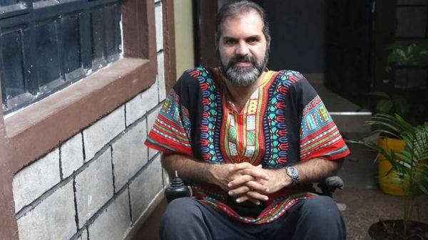 Mohammad Moghadamshad aus Teheran ist ein begeisterter Couchsurfer.
