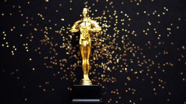 Oscar-Trophäe
