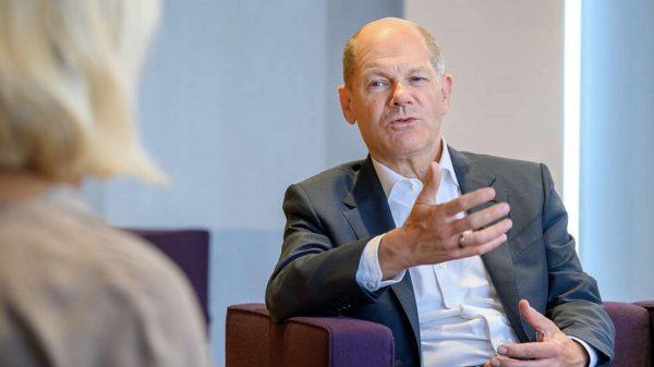 Olaf Scholz (Foto: VdK/Peter Himsel)