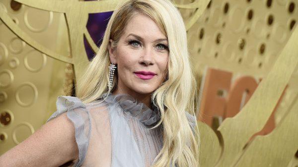 Schauspielerin Christina Applegate an MS erkrankt