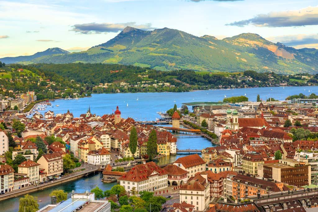 Luzern am Vierwaldstättersee