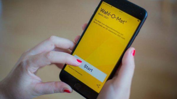 Wahl-O-Mat App
