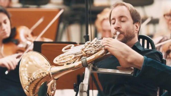Hornist Felix Klieser